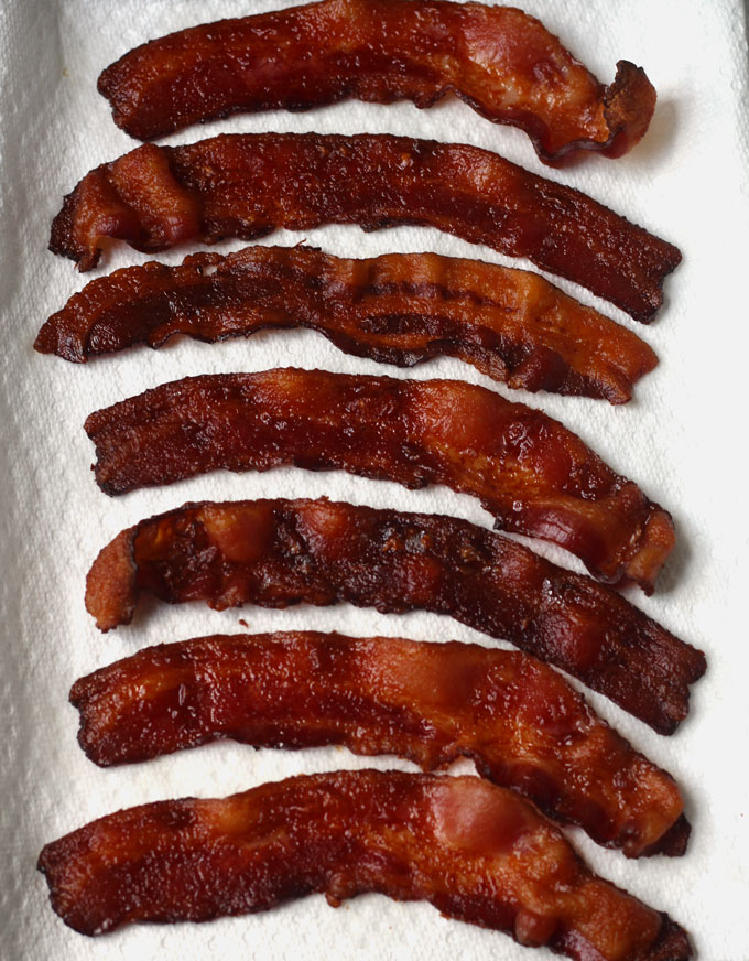 how to cook perfect crispy bacon in the oven
