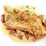 Creamy Chicken with Artichokes and Sun Dried Tomatoes
