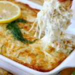 Hot and Cheesy Crab Dip ~ The Perfect Party Dip!