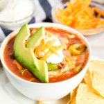 Chicken Tortilla Soup ~ Everyone's Favorite Soup!