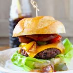 The Ultimate Cajun Burger