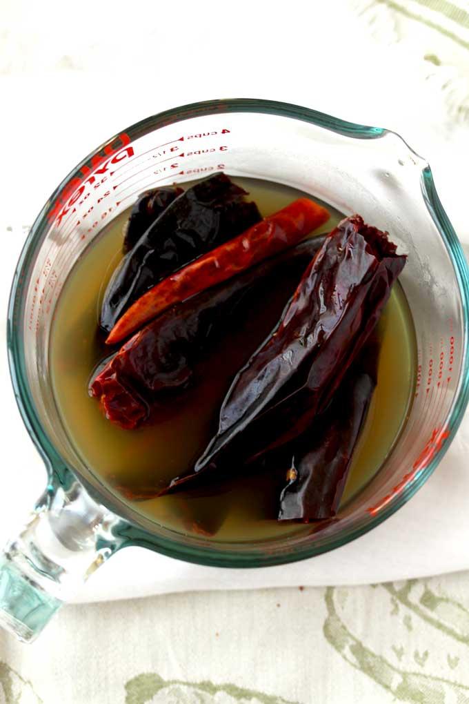 Chile Colorado Beef Stew Stove Top Oven Crock Pot Lemon Blossoms