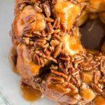 Caramel Pecan Monkey Bread – From Scratch