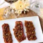 Nutty Maple Brown Sugar Bacon Appetizer