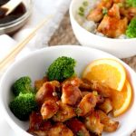 Easy Orange Chicken – Healthier than Takeout!