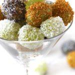 Prosecco Sugared Grapes