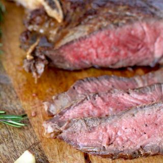 The Perfect Pan Seared Steak is juicy, tender and delicious! Learn how to make the perfect steak every time by following some easy techniques.