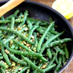 The Best Sauteed Green Beans