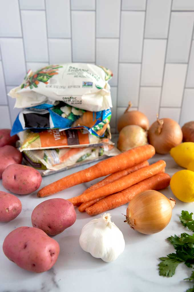 Fresh and Frozen Vegetables That Are Good To Stock Up During Emergencies